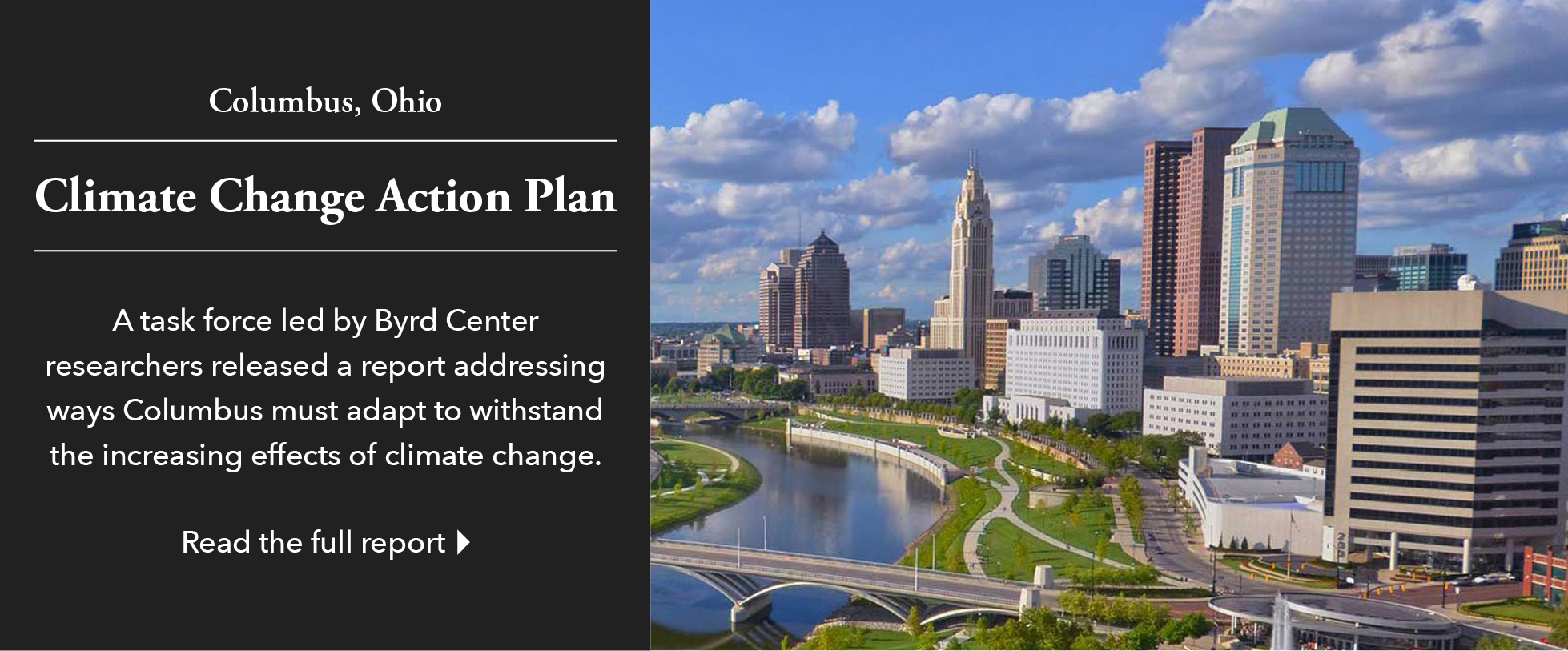 Columbus Climate Change Action Plan