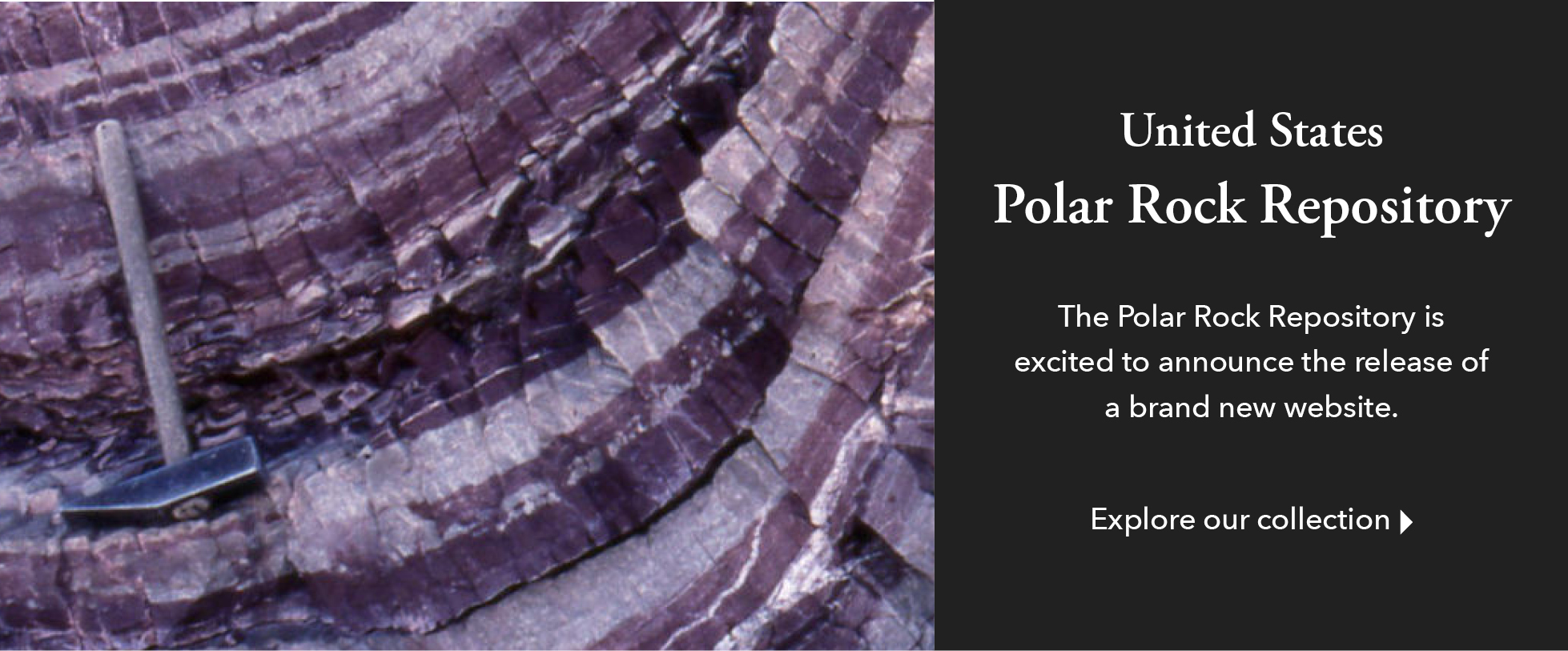 Explore the Polar Rock Repository