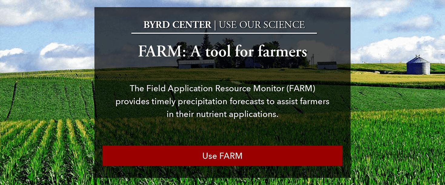 Use FARM: A tool for farmers