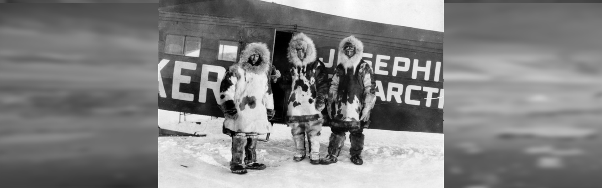 Who was the first to fly a plane over the North Pole?