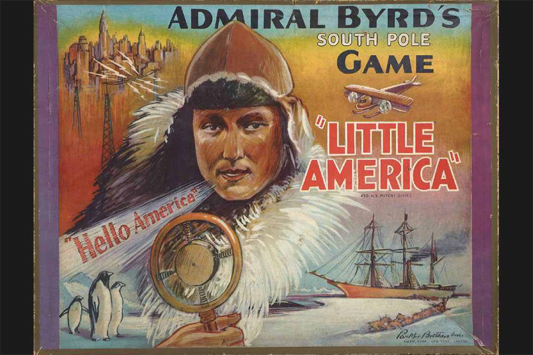 """Read """"Who Wanted to Play a Board Game About Antarctic Expeditions?"""" in the Byrd Center's History Corner."""