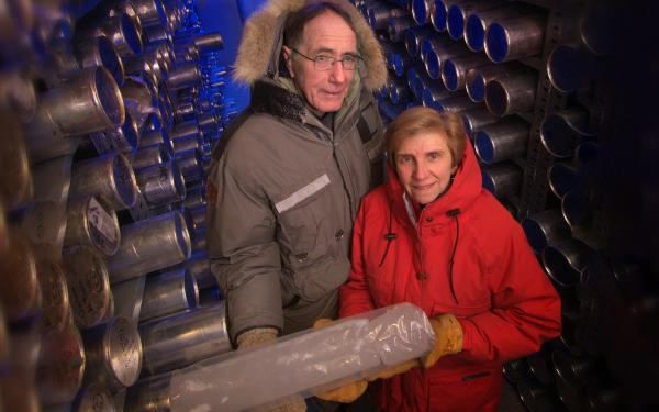 Help save the most unique ice core collection in the world.