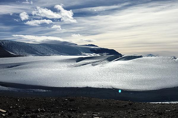 Antarctic Peninsula warming is expected to continue