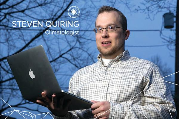 Steven Quiring: Leveraging Machine Learning